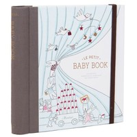 CHRONICLE BOOKS LE PETIT BABY BOOK