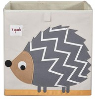 3 SPROUTS 3 SPROUTS HEDGEHOG STORAGE BOX