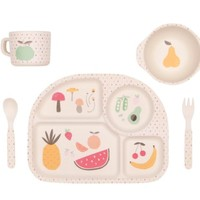 LOVE MAE EAT YOUR GREENS 5PC SET