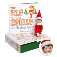 ELF ON THE SHELF THE ELF ON THE SHELF