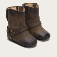 FRYE BOOTS FRYE HARNESS BABY BOOTIE