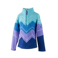 OBERMEYER OBERMEYER ZIG FLEECE TOP