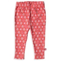ZUTANO APPLE BASKET SKINNY LEGGINGS