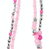 CREATIVE EDUCATION OF CANADA SPARKLY NECKLACE SET