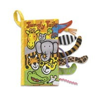 JELLYCAT INC JUNGLY TAILS BOOK