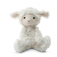 JELLYCAT INC SMALL SQUIGGLE LAMB
