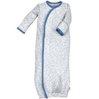 MAGNIFICENT BABY MAGNIFICENT BABY BLUE SCHOOL FISH SCHOOL GOWN