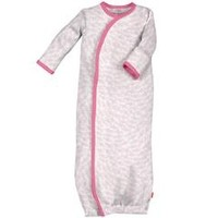 MAGNIFICENT BABY MAGNIFICENT BABY PINK SCHOOL FISH SCHOOL GOWN