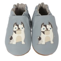 ROBEEZ TAIL WAGGER SOFT SOLE SHOE