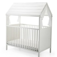 STOKKE STOKKE HOME CRIB - WHITE