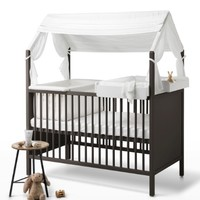 STOKKE STOKKE HOME CRIB - HAZY GREY