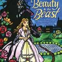 SIMON & SCHUSTER BEAUTY & THE BEAST POP-UP BOOK