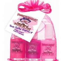PIGGY PAINT PIGGY PAINT TOE-TALLY FANCY GIFT SET