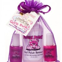 PIGGY PAINT PIGGY PAINT GIRLS RULE! GIFT SET