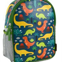 PETIT COLLAGE DINOSAURS ECO-FRIENDLY TODDLER BACKPACK
