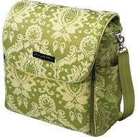 PETUNIA PICKLE BOTTOM PETUNIA PICKLE BOTTOM BOXY BACKPACK IN MOROCCAN MINT