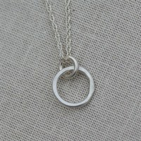 "SWOON GENERATIONS 1 RING 17"" NECKLACE"