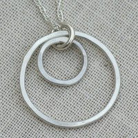 SWOON GENERATIONS 2 RING NECKLACE