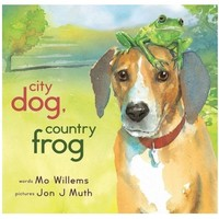 HACHETTE MUDPUPPY CITY DOG, COUNTRY FROG