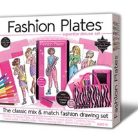 KAHOOTZ FASHION PLATES LARGE SUPERSTAR KIT