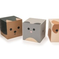 UNCLE GOOSE CUBELINGS PETS BLOCKS