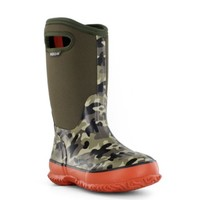 BOGS BOGS CLASSIC CAMO INSULATED BOOTS