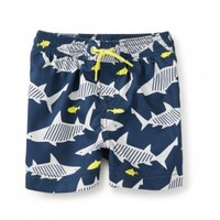 TEA WOBBEGONG BABY SWIM TRUNKS