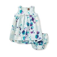 TEA MALA HI-LO BABY DRESS