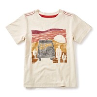 TEA ALICE SPRINGS GRAPHIC TEE