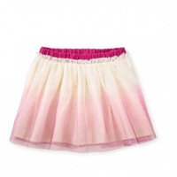 TEA OZ OMBRE TULLE SKIRT