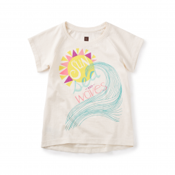Sea and Waves Graphic Tee