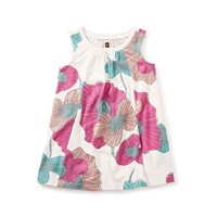 TEA ILLAWARRA TRAPEZE BABY DRESS
