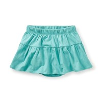 TEA RUFFLED BABY BLOOMERS