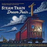 HACHETTE MUDPUPPY STEAM TRAIN, DREAM TRAIN