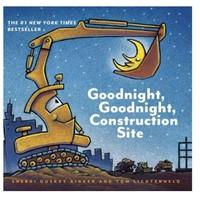 HACHETTE MUDPUPPY GOODNIGHT, GOODNIGHT CONSTRUCTION SITE