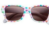TEENY TINY OPTICS POLKA DOT BABY SUNGLASSES
