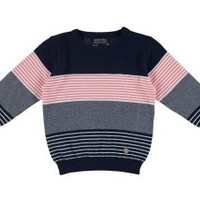 MAYORAL USA STRIPES SWEATER
