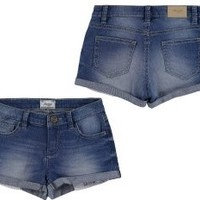 MAYORAL USA MAYORAL BASIC DENIM SHORT
