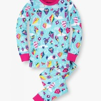 HATLEY COLORFUL KITE PJ SET