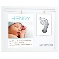PEARHEAD PEARHEAD BIRTH ANNOUNCEMENT FRAME
