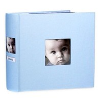 PEARHEAD SIDE PHOTO ALBUM - BLUE