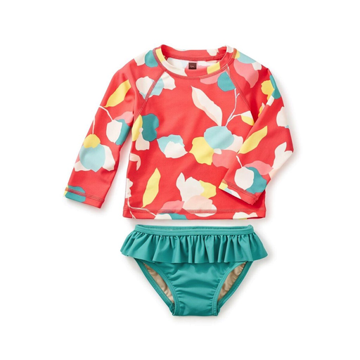 Passionfruit Baby Rash Guard
