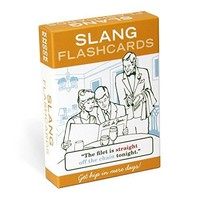 KNOCK KNOCK SLANG FLASH CARDS