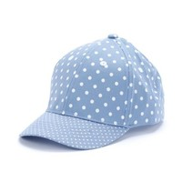 PEPPERCORN KIDS FUN POLKA DOT BASEBALL CAP
