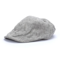 PEPPERCORN KIDS BOYS VINTAGE WASH LINEN NEWSBOY CAP
