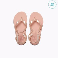 REEF REEF LITTLE STARGAZER WRAP SANDAL