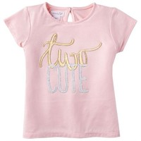MUD PIE TWO CUTE SHIRT