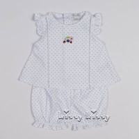 KISSY KISSY STRAWBERRY DELIGHT SUNSUIT