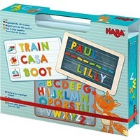 HABA ABC EXPEDITION-MAGNETIC GAME BOX