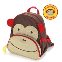 SKIP HOP ZOO PACK-MONKEY